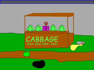 Cabbage Quest: Quest For Knowledge Walkthrough