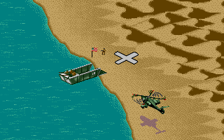 Desert Strike:Return to the Gulf Levelcodes
