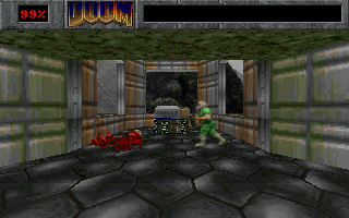 Doom: A Very Graphic Adventure Walkthrough