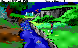King's Quest 1: Quest For The Crown Walkthrough
