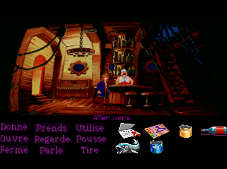 Monkey Island 2: Illusion Walkthrough