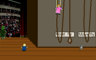 The Marvellous Adventures of Princess Marian IX: The Phantom Of The Ballet Walkthrough