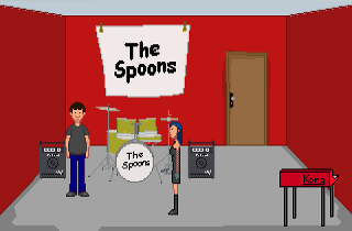 The Spoons III Walkthrough