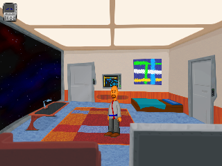 Trevor Daison In Outer Space Walkthrough
