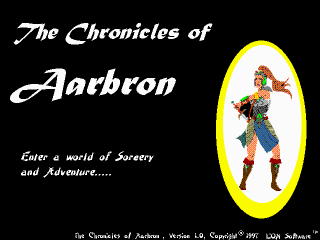 The Chronicles of Aarbron Walkthrough