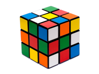 Rubic's Cube Walkthrough