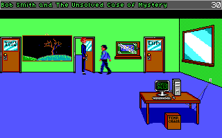 Bob Smith And The Unsolved Case Of Mystery Walkthrough