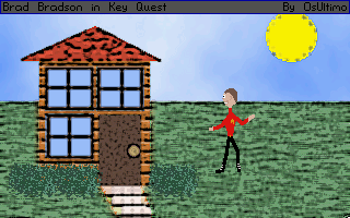 Brad Bradson In Key Quest Walkthrough