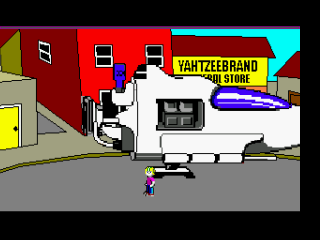 Commander Keen Enters RON Walkthrough