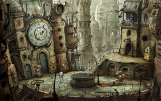 Machinarium Walkthrough