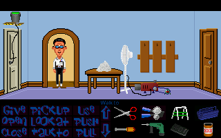 Maniac Mansion Mania Episode 08: The Rebuff Walkthrough